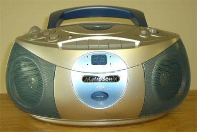 FM SCA Tuner CD Player CD-462